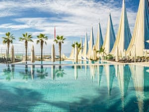 Adin Beach Hotel photo 8