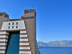 Ramada Plaza Antalya photo 2