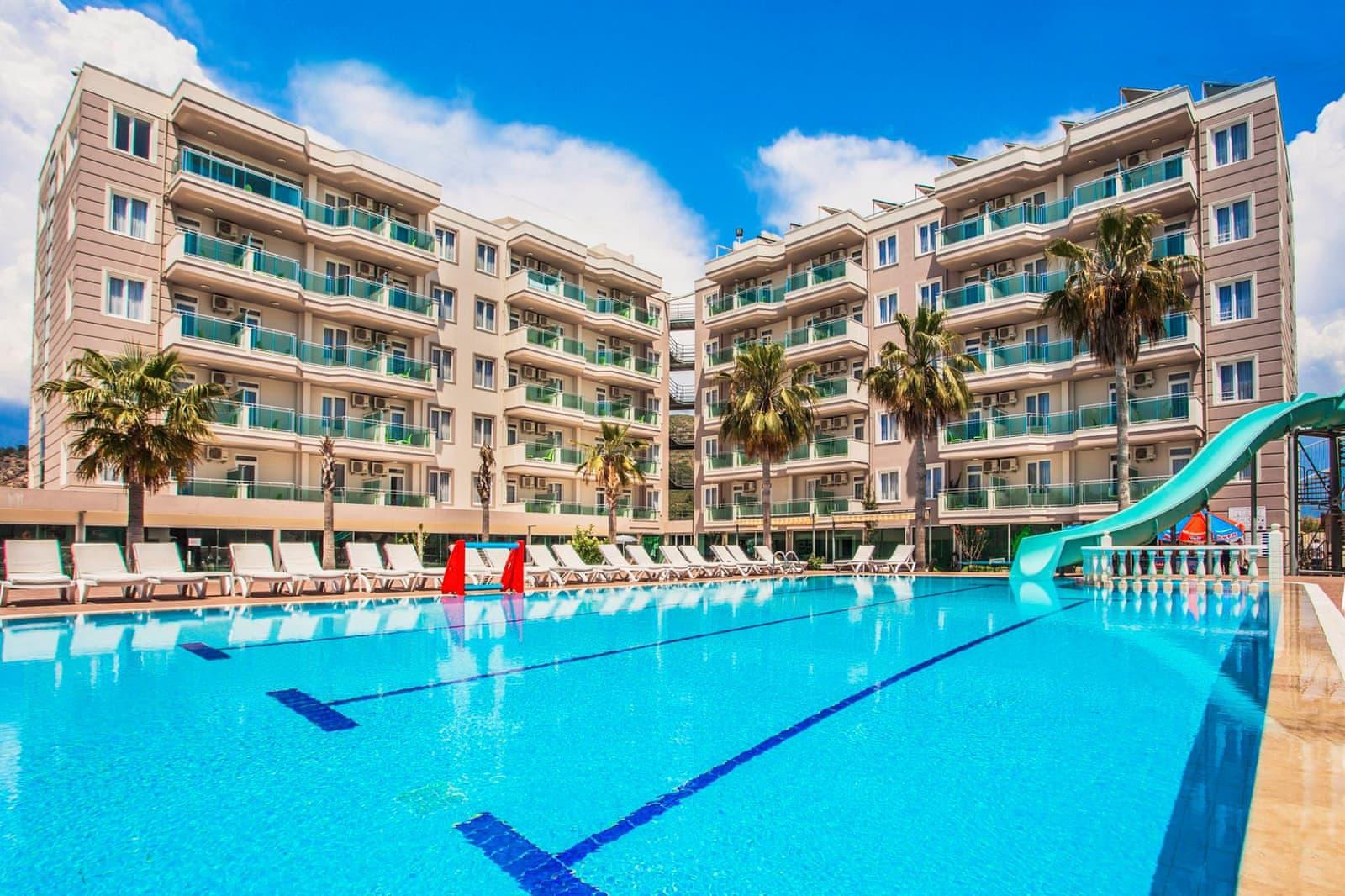 Grand Akca Resort halal hotel