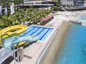 Adin Beach Hotel photo 25