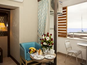 Adin Beach Hotel photo 19