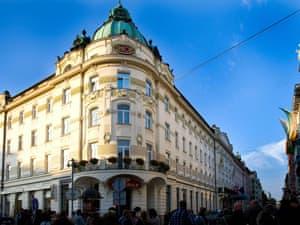 Grand Hotel Union photo 2