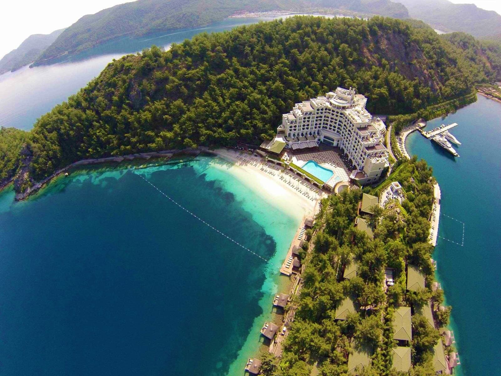 ANGEL'S MARMARIS HOTEL UMMAHTRIP HALAL HOLIDAYS