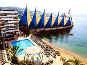 Adin Beach Hotel photo 66