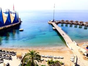 Adin Beach Hotel photo 23
