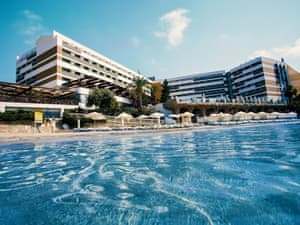 Adin Beach Hotel photo 27