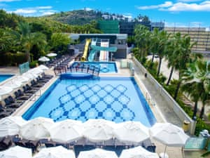 Adin Beach Hotel photo 9