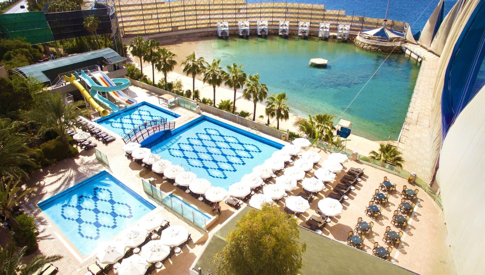 adin beach hotel halal turquie