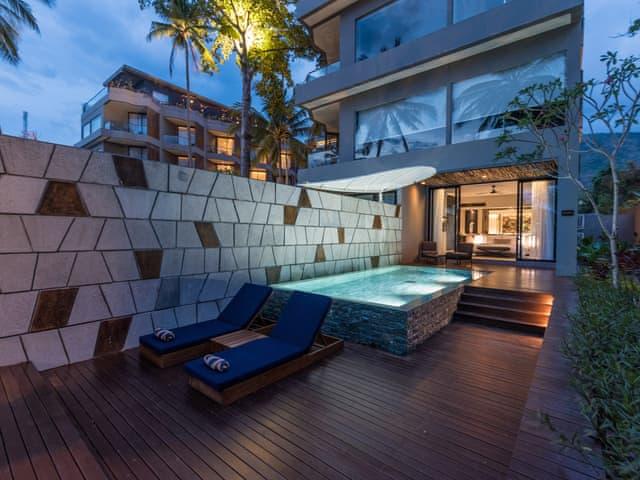 Suite mit Pool