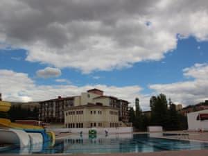 Emet Thermal Resort & Spa photo 60