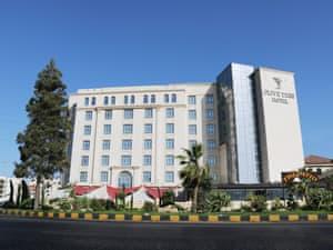 Olive Tree Amman Hotel photo 4