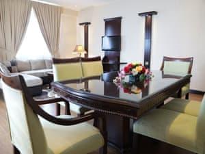الجوهرة للشقق الفندقية دبي photo 4