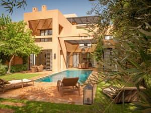 Al Maaden Villa Hotel & Spa photo 1
