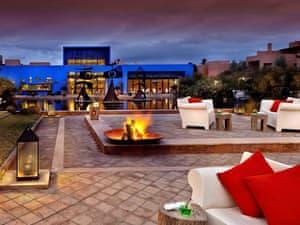 Al Maaden Villa Hotel & Spa photo 21