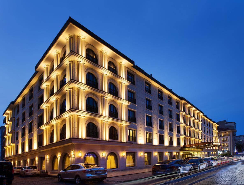 Ottoman's Life Hotel Deluxe halal hotel ummahtrip