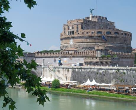 Rome voyage halal 3
