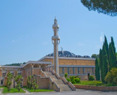 Roma İslami oteller 1