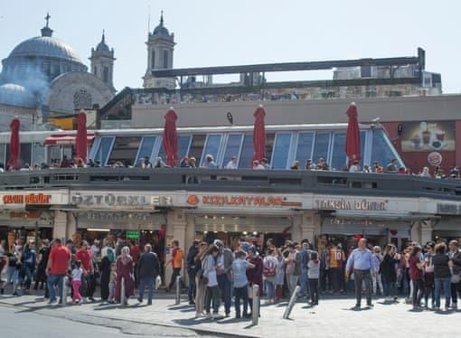 Istanbul voyage halal 4
