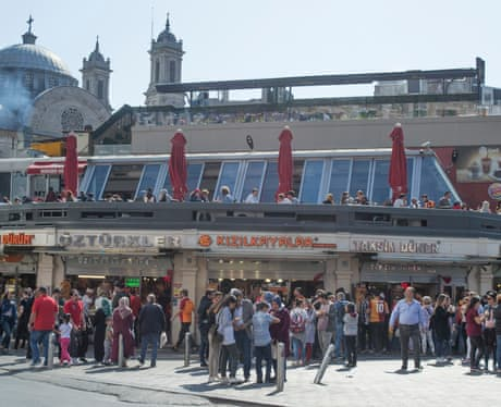 Стамбул халяль отдых 4