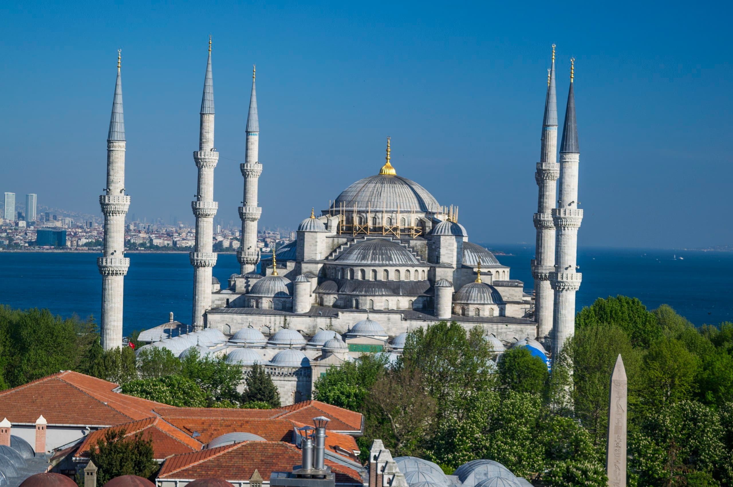 Halal hotels in Istanbul, wide options