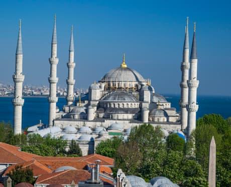 Стамбул халяль отдых 1