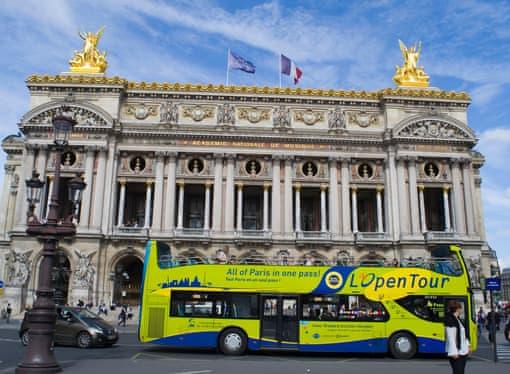 Paris İslami oteller 4