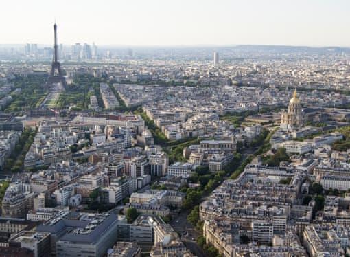 Paris İslami oteller 11