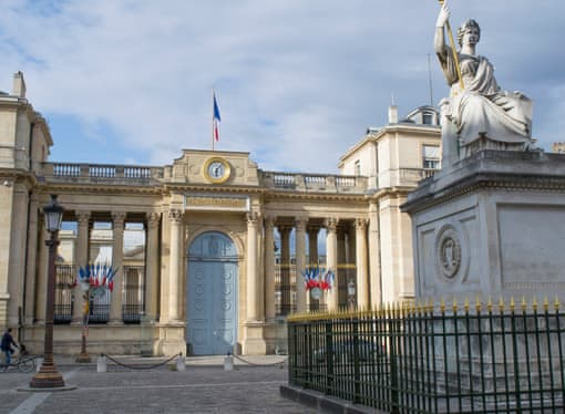 Paris İslami oteller 14