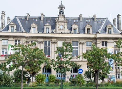 Paris İslami oteller 20