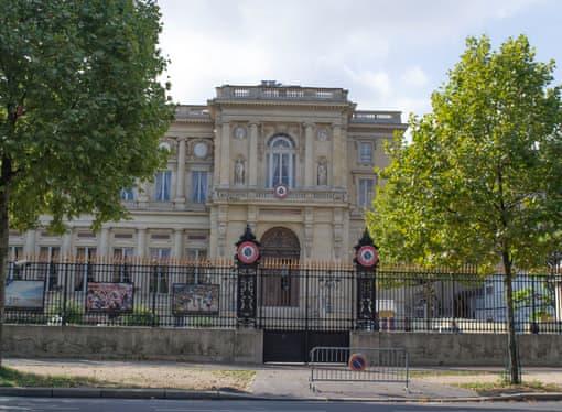 Paris İslami oteller 18
