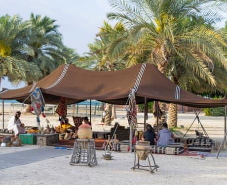 Abu Dhabi halal holidays 7