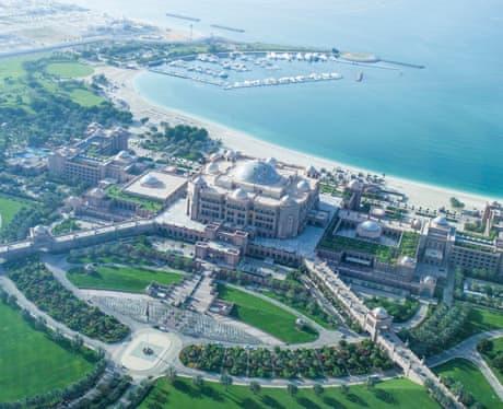 Abu Dhabi halal holidays 9