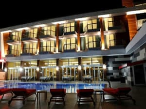Lova Hotel & Spa Yalova photo 30