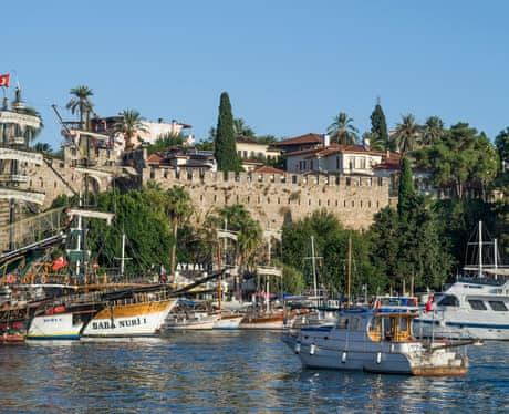 Antalya voyage halal 2