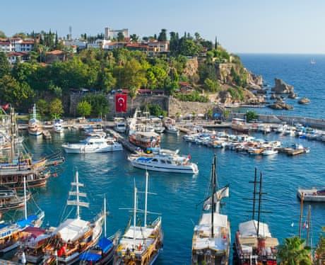 Antalya voyage halal 1