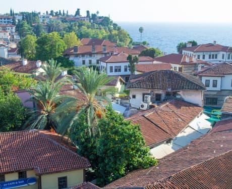 Antalya voyage halal 3