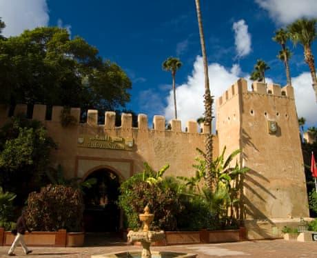 فنادق المغرب للعوائل 1