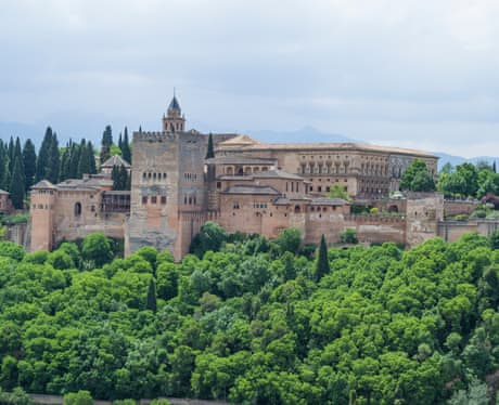 Granada halal holidays 9