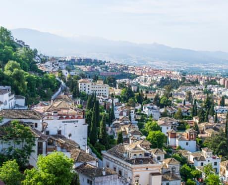 Granada İslami oteller 1