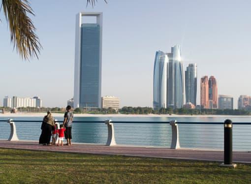 BAE İslami oteller 2