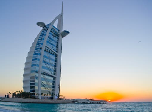 BAE İslami oteller 1