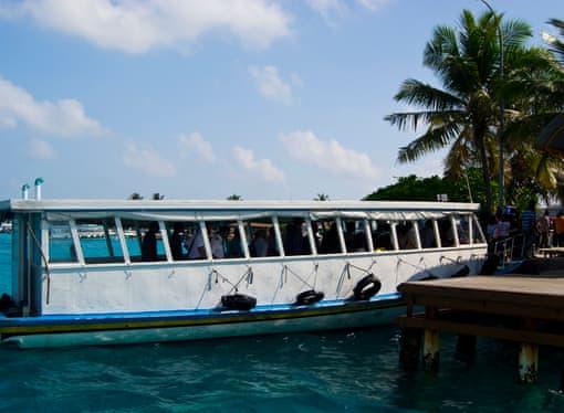 Maldives voyage halal 5