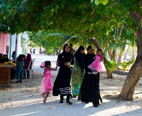 Maldives voyage halal 8